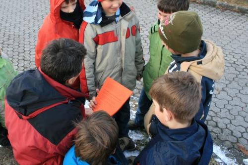 Räuberloch, Bachpfattli und Teufelsküche:  Ein Schmunzelnachmittag mit Schatzsuche